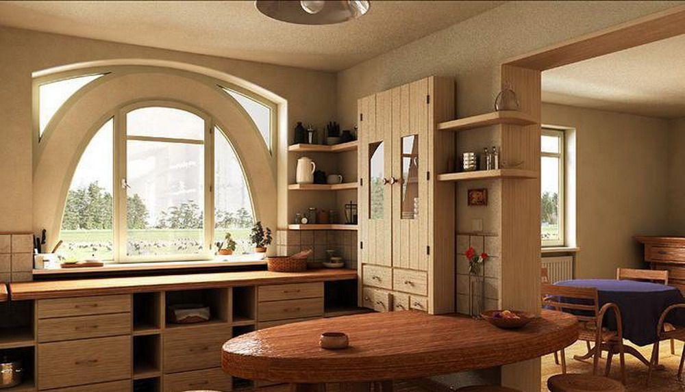 Küçük evlere ferahlatan dekorasyon çözümleri...
