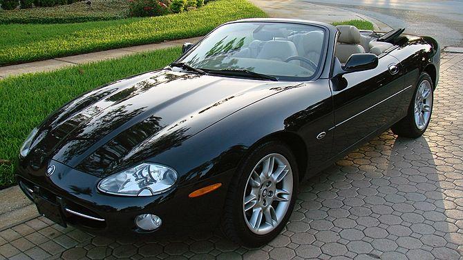 2002 Jaguar Xk8 Convertible 4 0l Automatic Mecum Auctions Jaguar Xk8 Jaguar Xk8 Convertible Jaguar