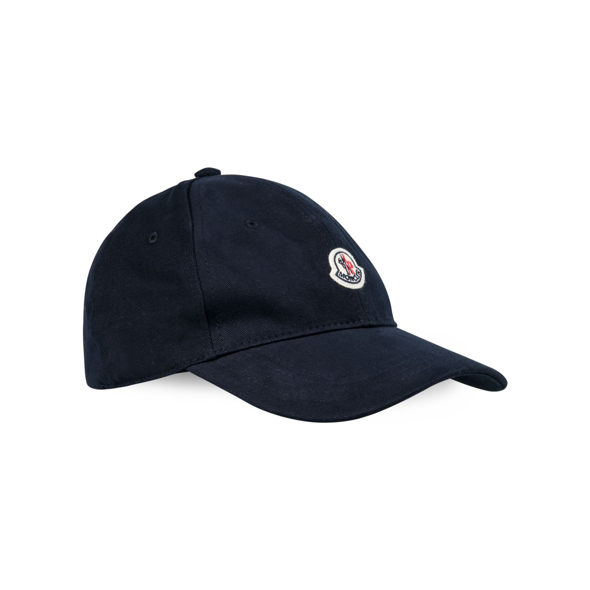 d9d02cc2b Boys Logo Embroidered Cap - Navy by Moncler | Boys Hats | base ...