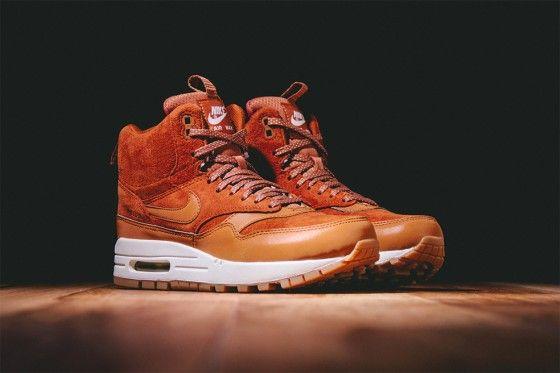 best website 25778 b6044 Nike WMNS Air Max 1 Mid Sneakerboot