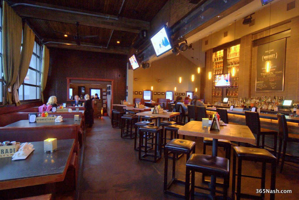 Whiskey Kitchen is a perfect Friday night hangout. It might look ...