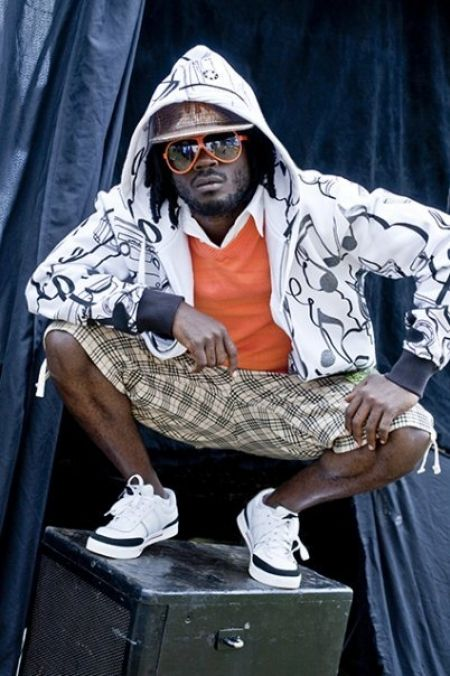 Bebe Cool meaning business