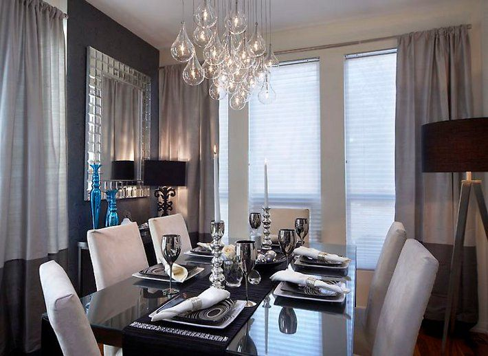 Luxury Dining Room By LUX Design Toronto