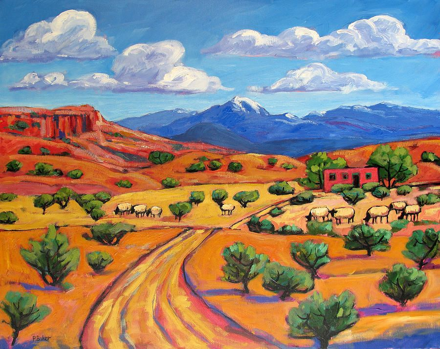 Oil Painting Classes Santa Fe
