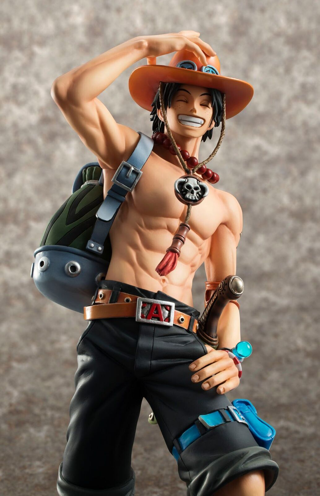 Toys & Hobbies Anime One Piece Monkey D Luffy Portgas D Ace Sabo Three Brothers Pvc Action Figure Resin Collection Model Toy Gifts Cosplay