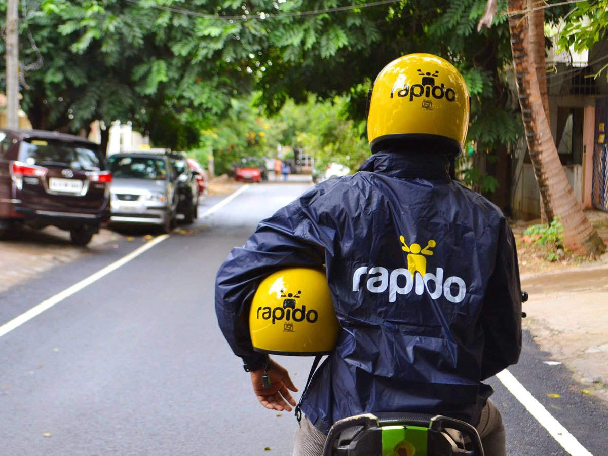 Photo of Rapido – India's largest Bike App | Book a bike ride in India