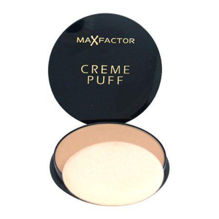 Max Factor for Women Creme Puff Foundation, #42 Deep Beige, 0.74 oz - Walmart.com #cremepuff