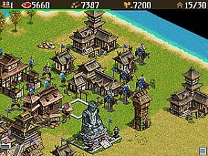 Age Of Empires Iii The Asian Dynasties Blackberry Screenshot 5