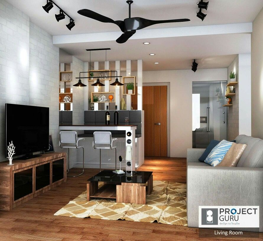 Bar Living Room Concept Angle 2 Home Inspiration In 2019