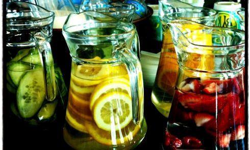 8 Aguas frescas NATURALES para adelgazar y desintoxicar tu cuerpo. #aguafresca