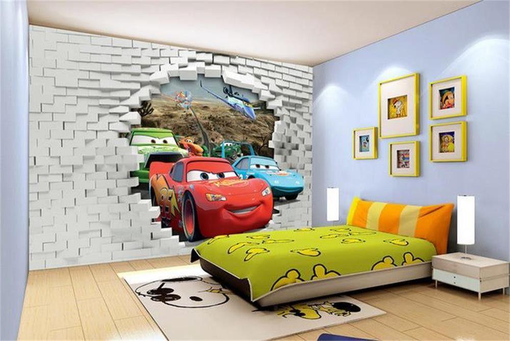 Épinglé par Shila sur 3d wallpapers | Pinterest | Chambre enfant ...