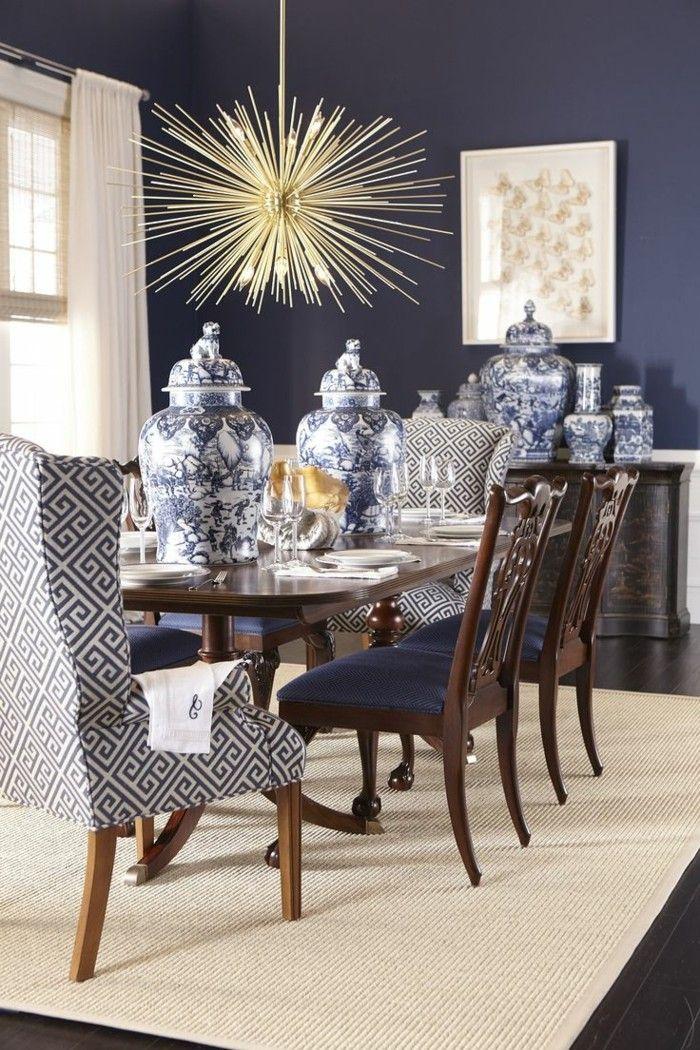 Esszimmer modern wunderschöner leuchter als beleuchtungskörper und deko dining room modernfamily dining roomschairdecorations
