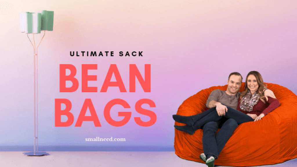 Ultimate Sack Bean Bags Review Cool bean bags, Bean bag