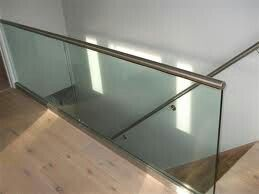 Best Glass Stair Glass Balustrade Glass Stairs House 400 x 300