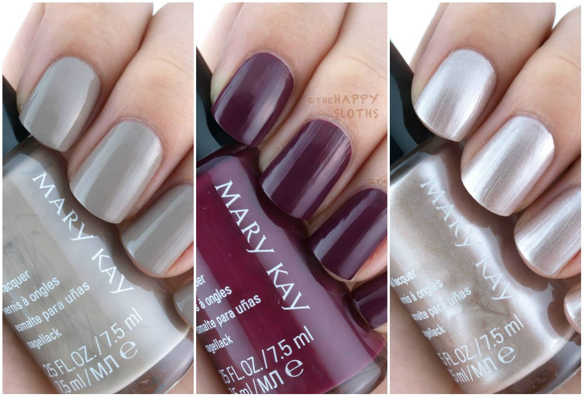 Mary Kay Fall 2015 City Modern Collection Nail Lacquers www.marykay ...