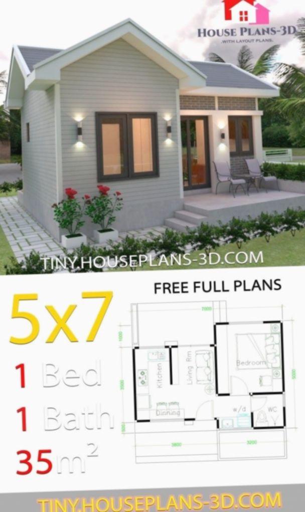20 Diy House Design Projects Desain Rumah Kecil House Blueprints Rumah Kebun