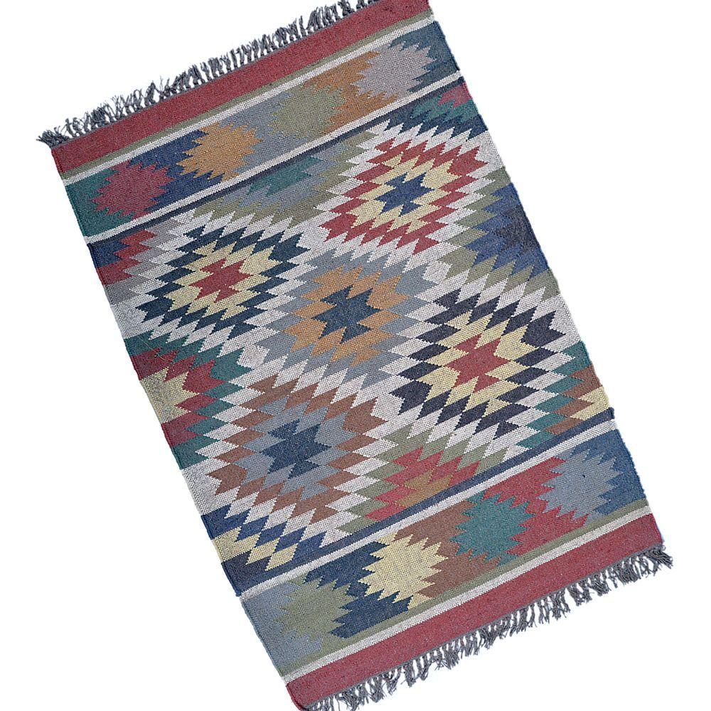 how to clean a wool jute rug