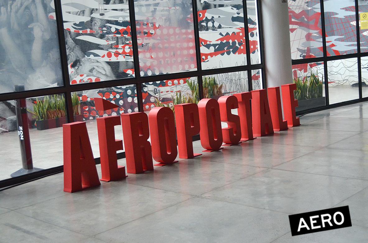 Gradas #Aerofest con Belinda, Auryn y Moderatto