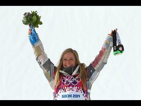 Jamie Anderson Wins Gold Medal Sochi 2014 Olympics ...