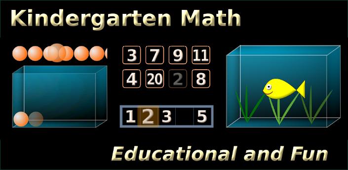 Kindergarten Kids Math Math for kids, Kids app