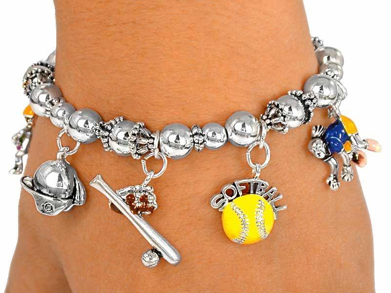 Softball jewelry