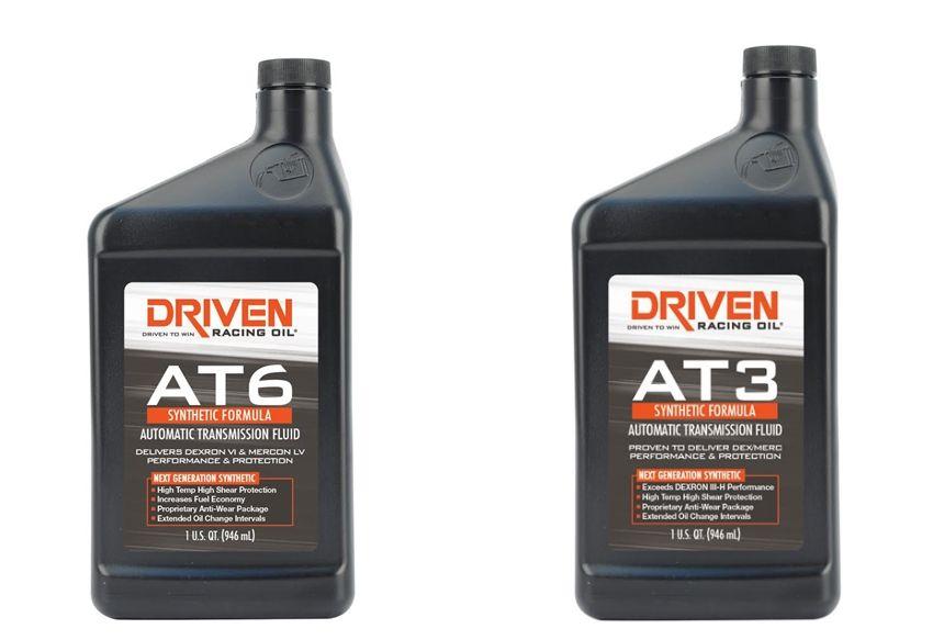Driven racing oil announces exclusive automatic