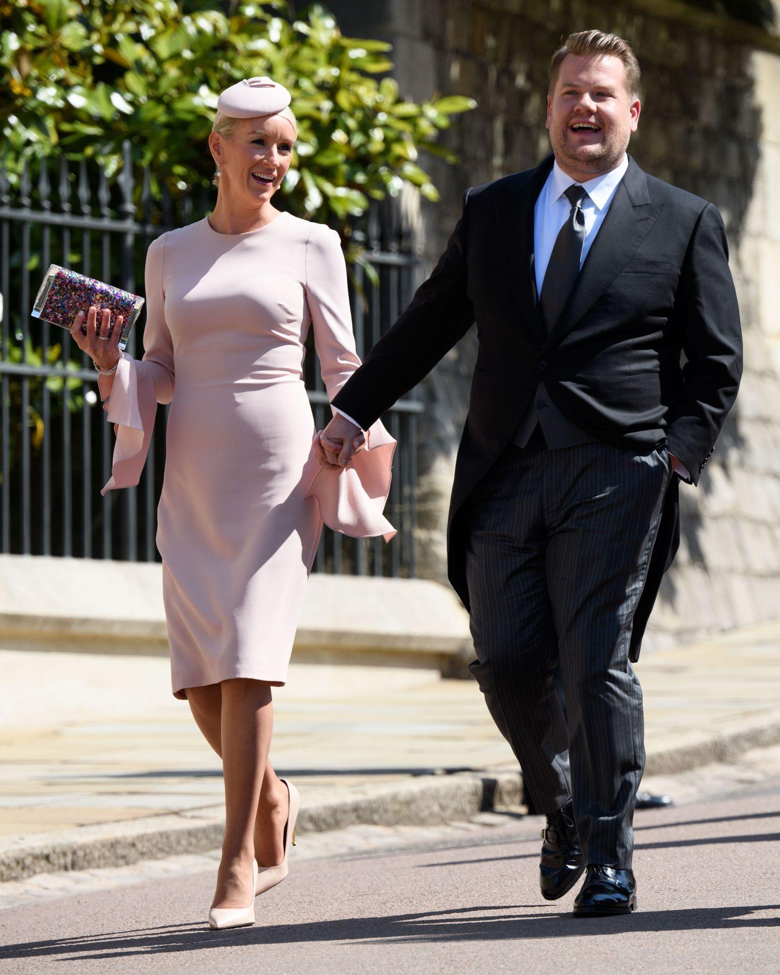James Corden And Julia Carey Ellemag