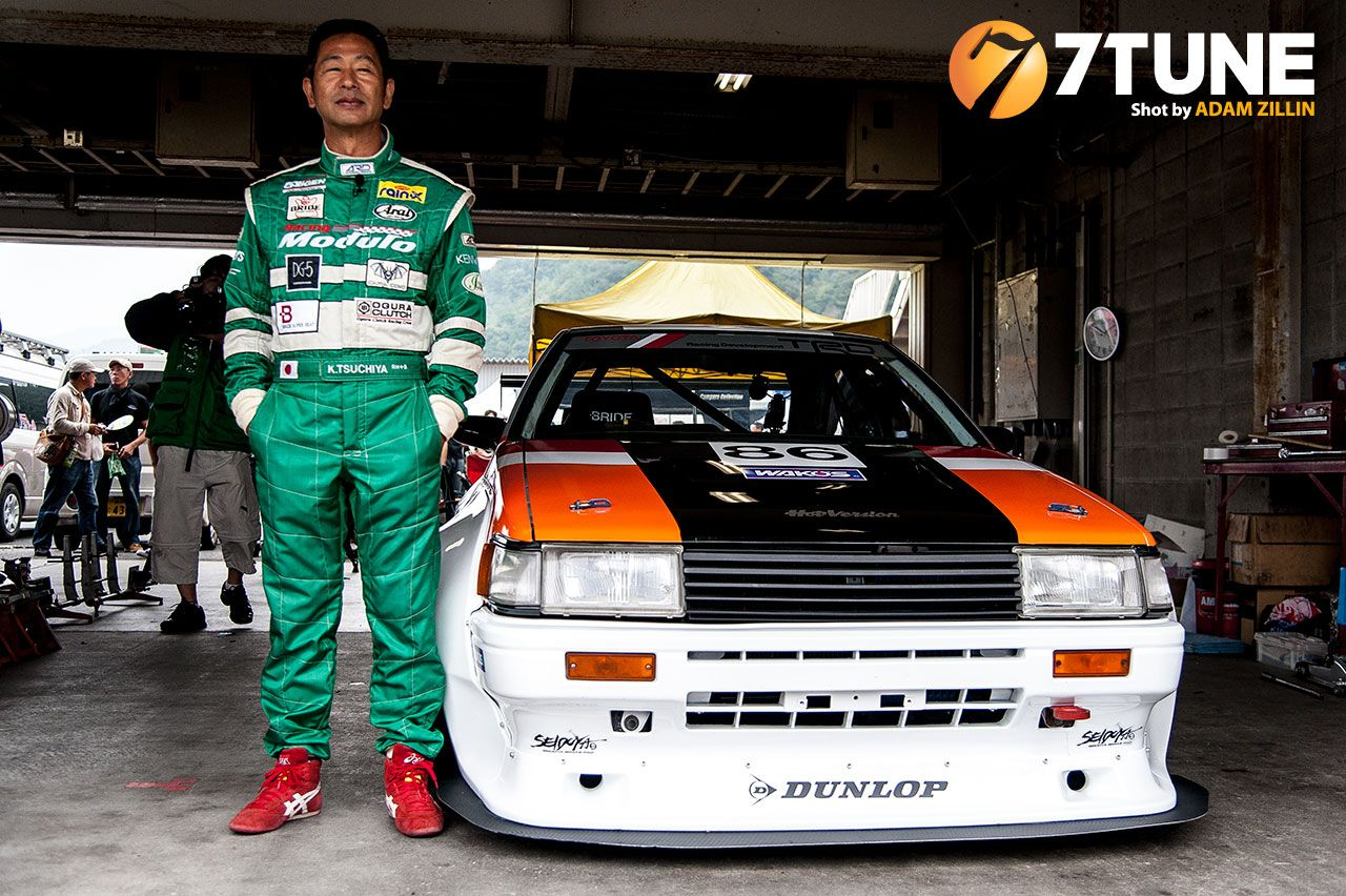 Pin By Nikoarte On Toyota Pinterest Cars And Japanese Ae86 4age Wiring Diagram Image Search Results Keiichi Tsuchiya Amp Trd N2 From 2012 Okayama Hachi Roku Festival Via