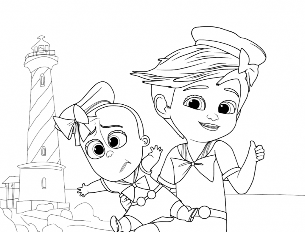 Boss Baby Coloring Pages Best Coloring Pages For Kids Pirate Coloring Pages Baby Coloring Pages Coloring Pages