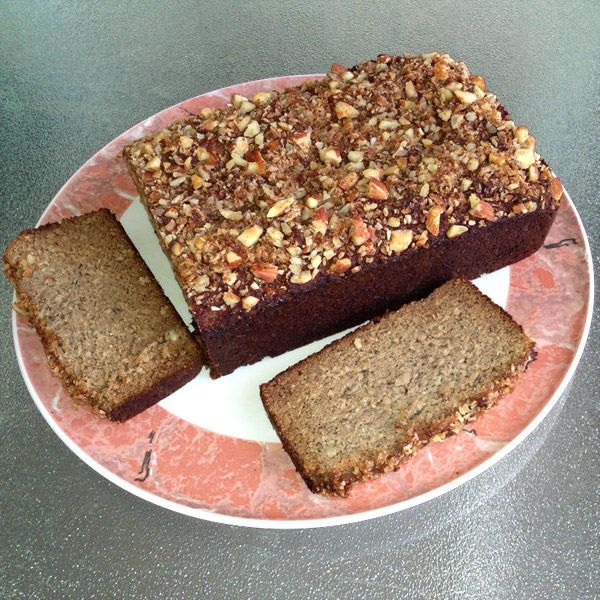 Healthy gluten free paleo banana almond bread recipe almond healthy gluten free paleo banana almond bread recipe forumfinder Gallery
