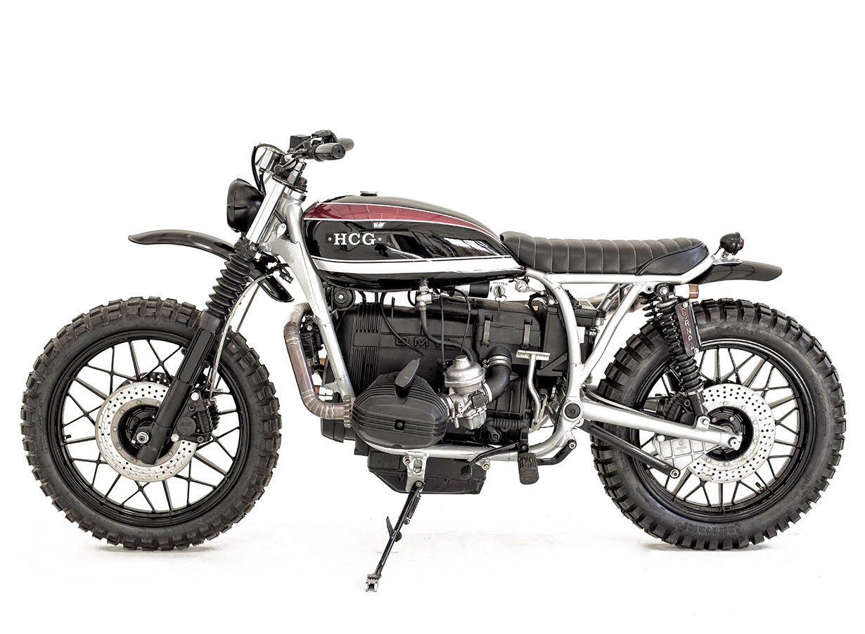 Herencia Custom Garage R100rt Via The Bike Shed