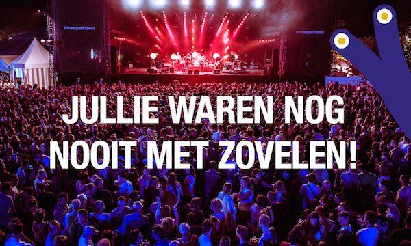 Zomerparkfeest - Wintereditie - 22 januari 2016 - Grenswerk - Venlo