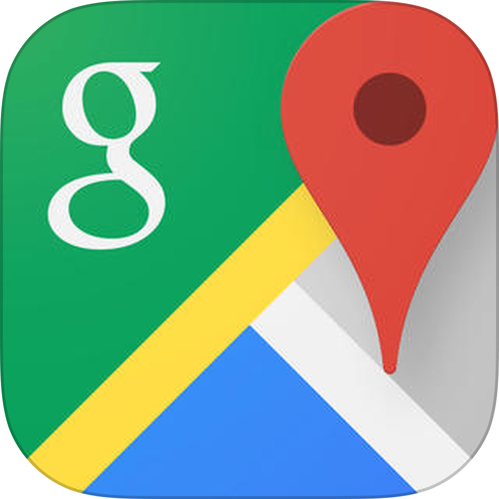 New Google Maps App for iOS With Material Design is Now