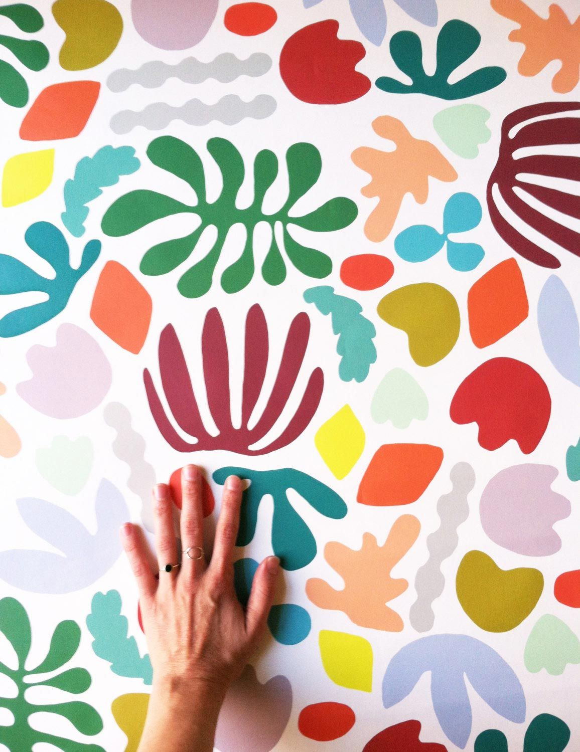 Papel Pintado Murales Cute Prints And Things For Kids Inspirational Patterns 絵