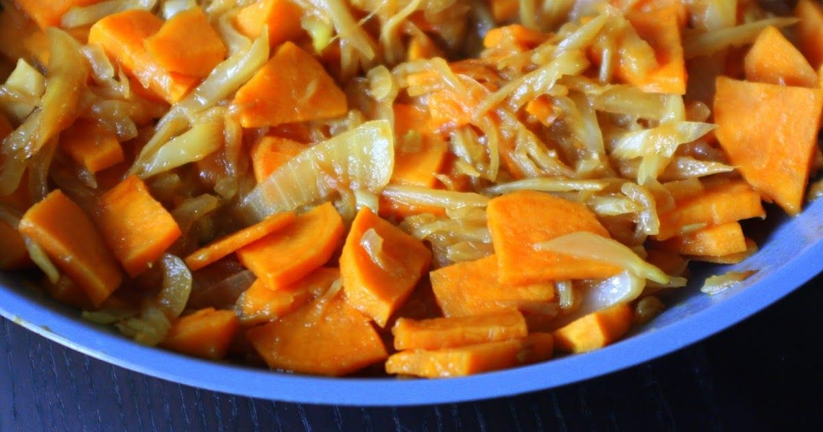 Caramelized Fennel and Sweet Potato Sauté (AIP, Paleo) |  Don't Eat the Spatula