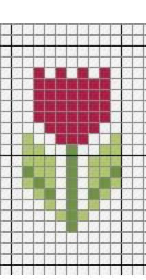 Pin by Tricia Hurley on Motifs | Cross stitch, Simple cross stitch