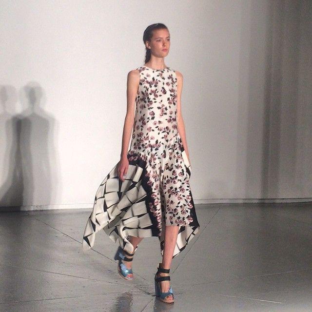 Pattern On Pattern @suno #fashion #nyfw By Shopbop