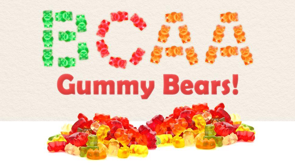 Bcaa Gummy Bears Bear Recipes Gummies Recipe Gummies