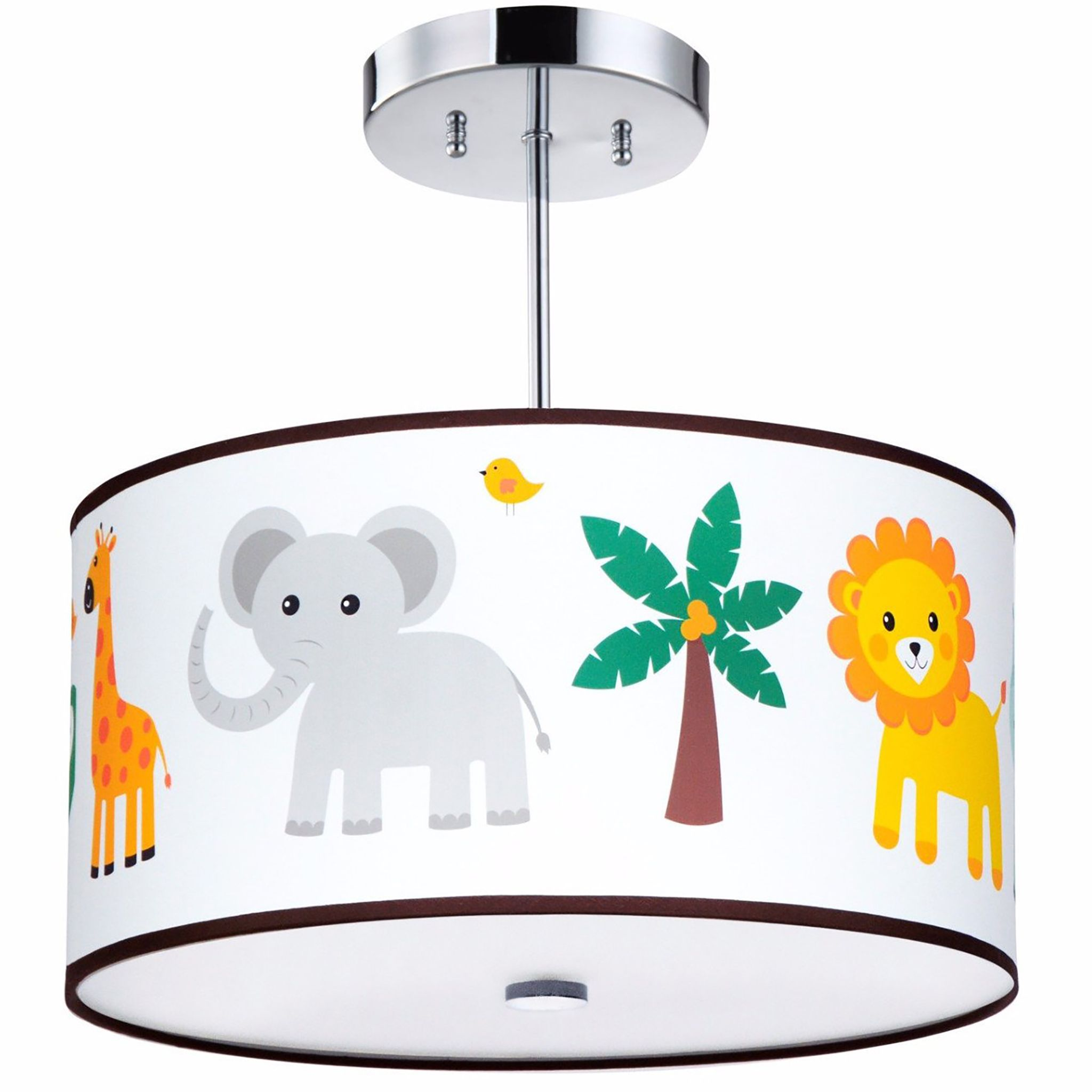 Jungle animals light fixture arubaitofo Gallery