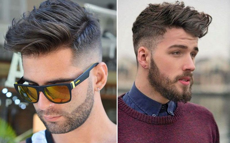 Modern Mohawk Hairstyles 2017 2018 For Men Hairstyle For Men