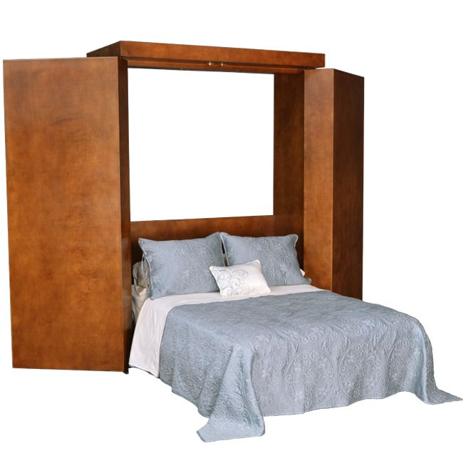 Bookcase Wall Bed | Stuart David Furniture