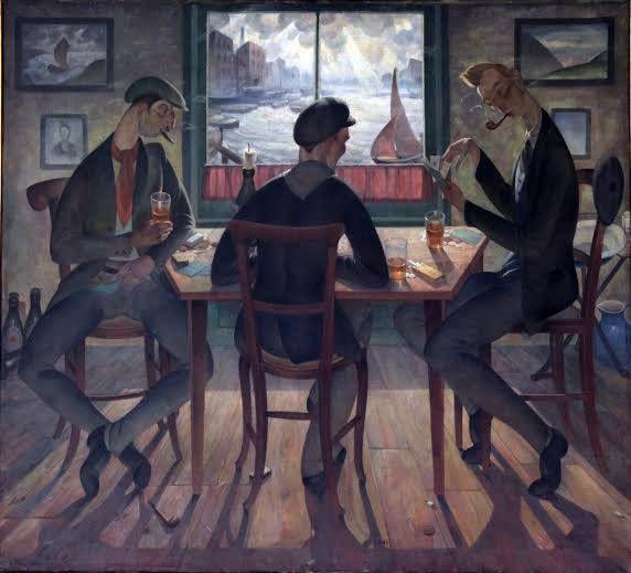 Vasa Pomorišac - Kartaši (1924)