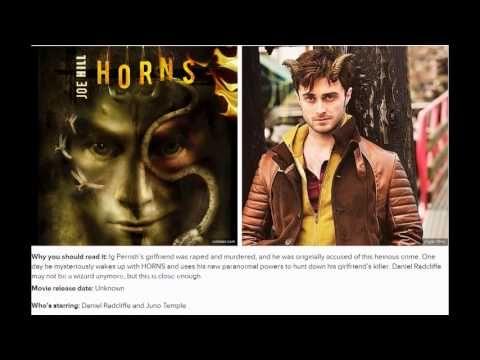Horns - Joe Hill - Full Audiobook Part 1/2 - YouTube