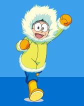 Doraemon Nobitas Great Adventure in the Antarctic Kachi Kochi