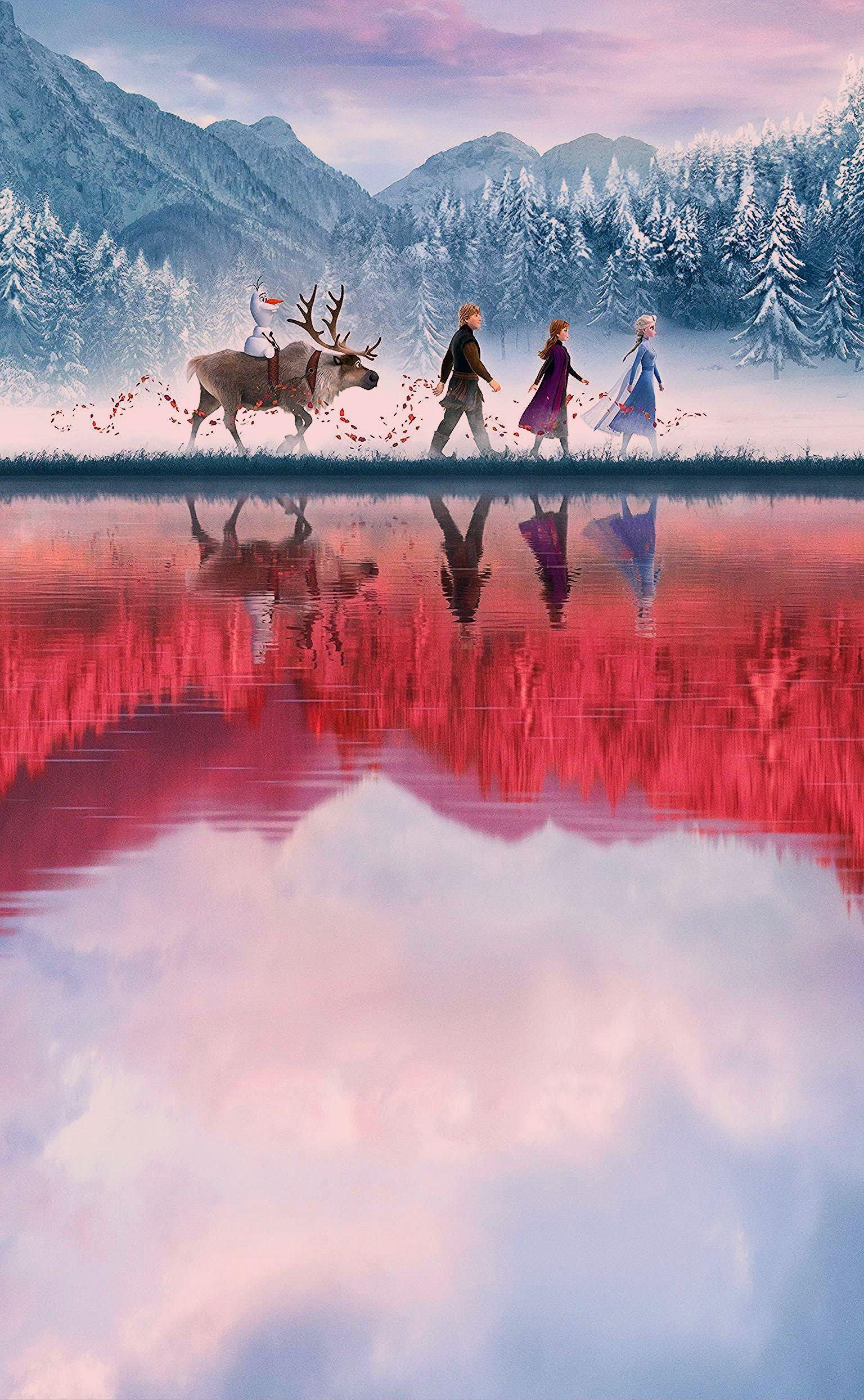 Photo of Frozen II (2019) Phone Wallpaper   Moviemania