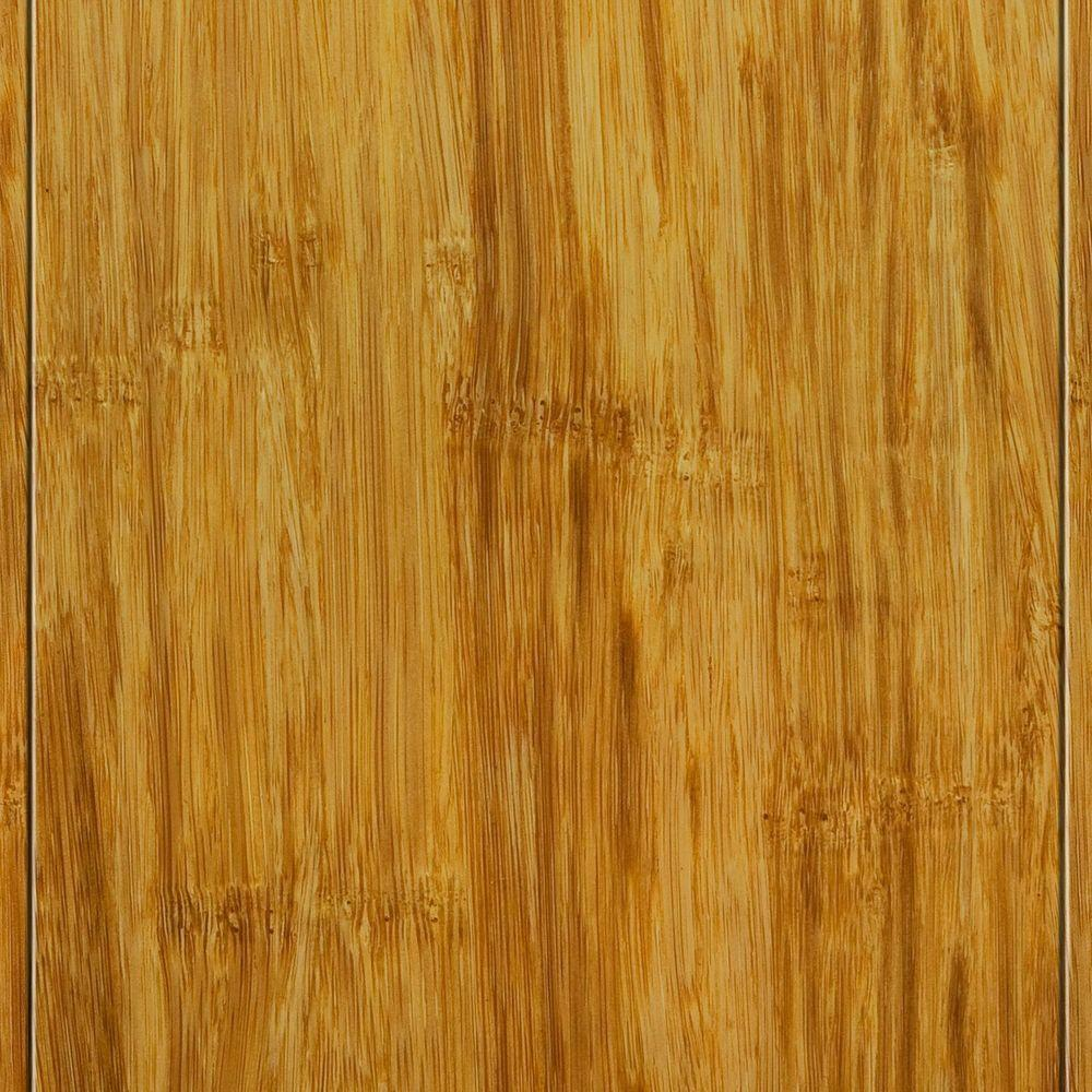 New Floors Home Legend Strand Woven Natural 3 8 In Thick X 4 3 4 In Wide X 36 In Length Click Lock Ba Strand Bamboo Flooring Bamboo Plywood Bamboo Flooring
