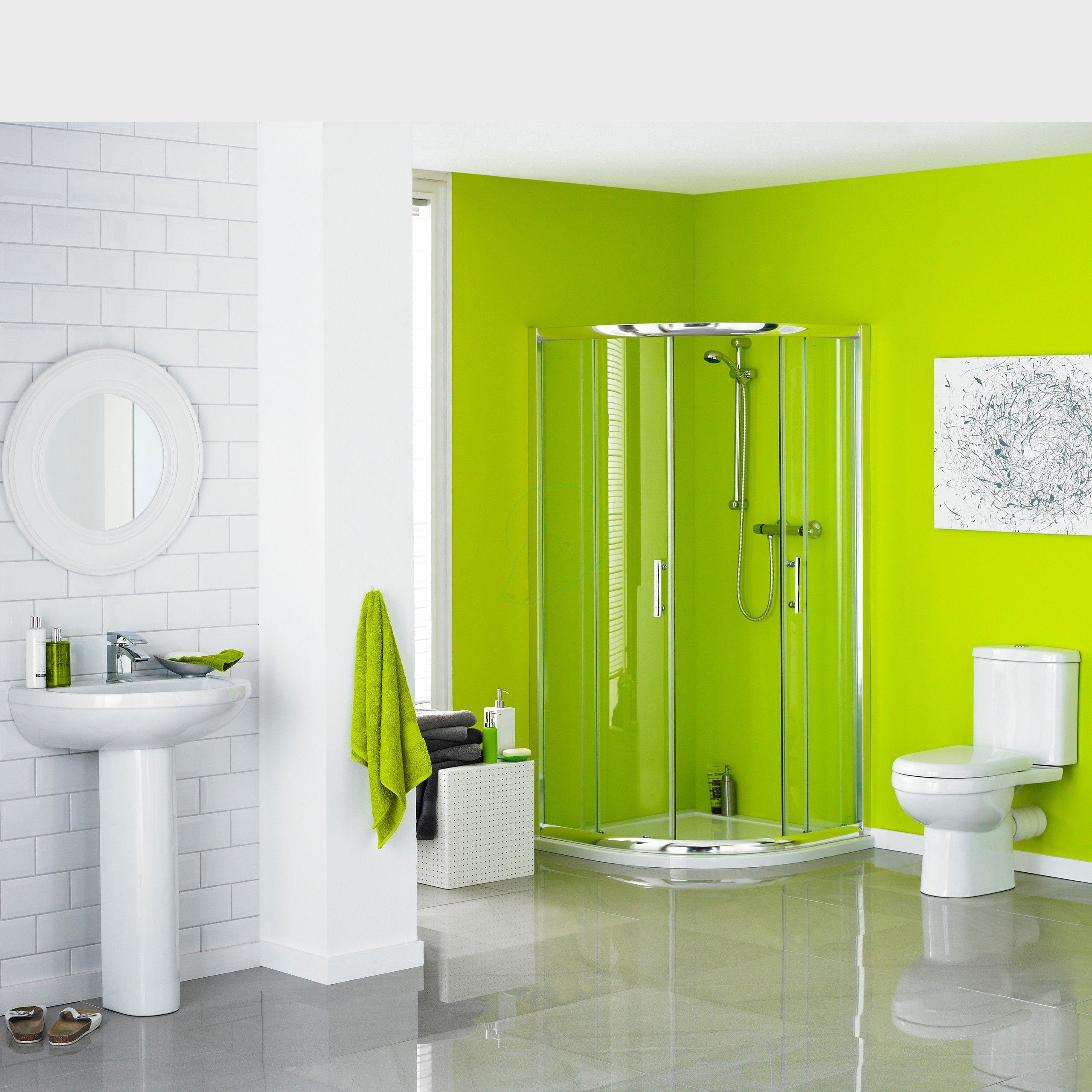 Quad Shower Complete Bathroom Suite | Bathroom Collections ...