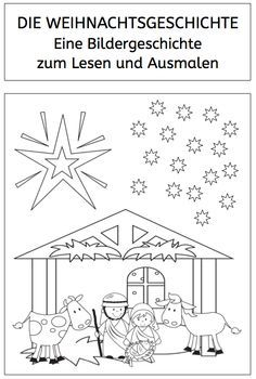 weihnachtsgeschichte weihnachten lesen schule. Black Bedroom Furniture Sets. Home Design Ideas