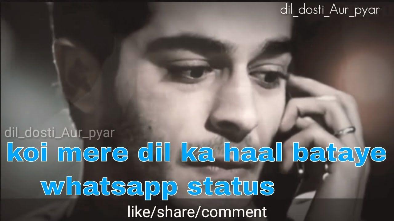 Whatsapp Status 30 Second Story Video Murat And Hayat Koi Mere Dil Story Video Second Story Status