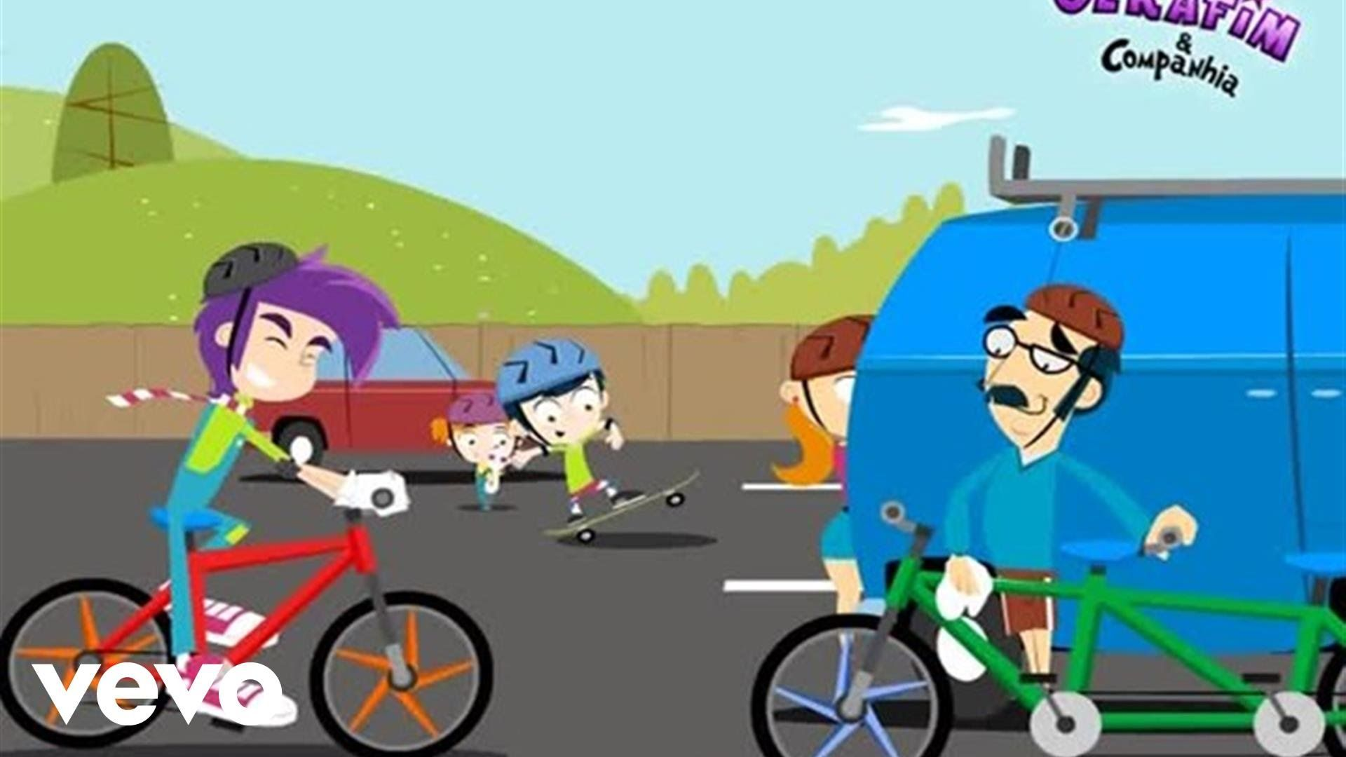 Serafim & Companhia - Vou De Bicicleta